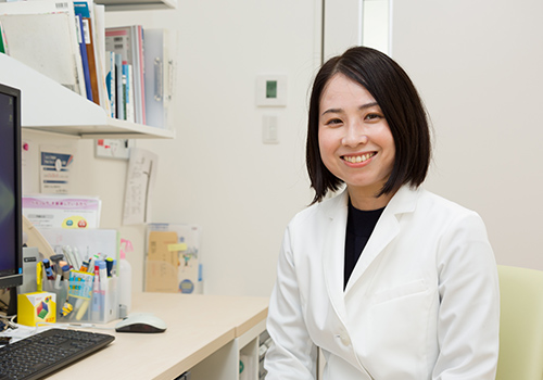 【画像】副院長 中嶋 久美子