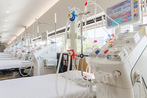 【画像】血液透析室