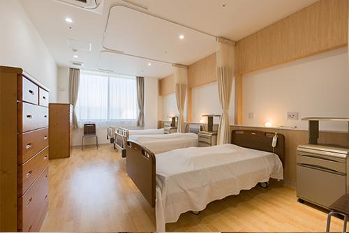 【画像】病室(大部屋)